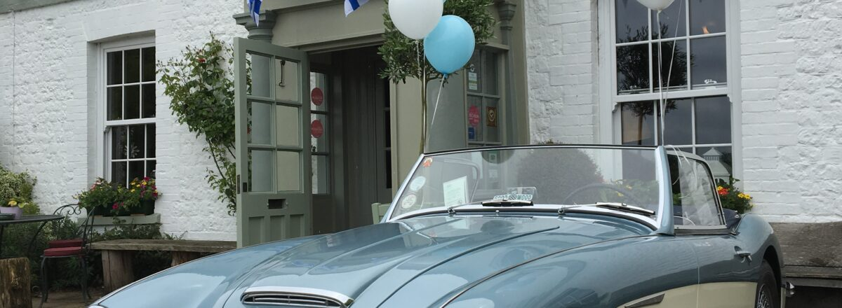 Goodwood Revival Breakfasts at the Badgers